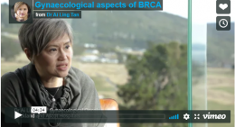 Gynaecological Aspects of BRCA